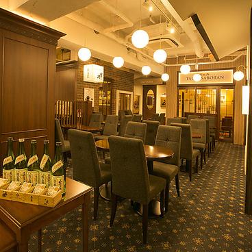 日比谷 バー Bar 銀座 SAKE HALLの雰囲気1