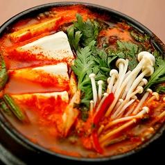 純豆腐チゲ/味噌チゲ