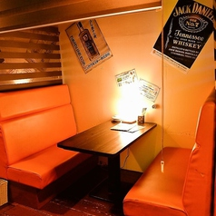 Dining Cafe T-DAの雰囲気1