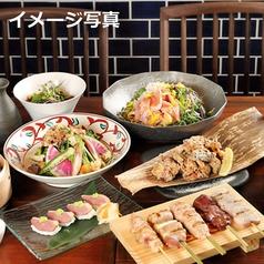 薙 nagi 熟成鶏十八番 新松戸店のコース写真