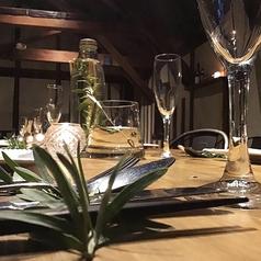 北浜アリーでランチやディナーをお楽しみ頂けます。
