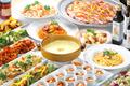 料理メニュー写真チーズフォンデュディナー【2名様分】