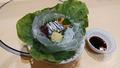 料理メニュー写真小イワシの刺身