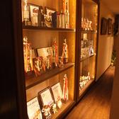 カクテルも大会で受賞したバーテンダーが所属し!国内外の数々のタイトルを受賞したバーデンダーによるフレアショーが全コースで楽しめる!お祝い事のサプライズに最適♪