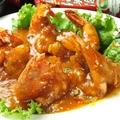 料理メニュー写真【食べ放題OK!】大海老のチリソース