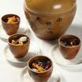 料理メニュー写真【要予約】トンフォン名物 佛跳牆 薬膳壺蒸しスープ 小壺1人
