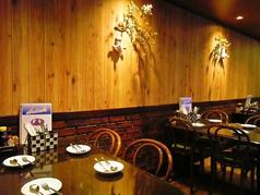 イタリアンレストランで修業したオーナーの吟味した食材を使った料理をお楽しみ下さい!