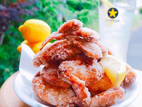 【手羽先食べ放題】+焼き鳥・餃子コース飲み放題120分付⇒3500円(税込)