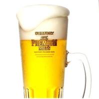 ◎ビールが自慢♪