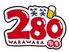 笑笑 高田馬場駅前店のロゴ