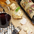 料理メニュー写真本日のチーズ5種盛り合わせ