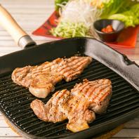 野菜だけじゃなく、実はお肉やお魚のメニューも多彩