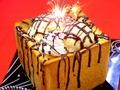 料理メニュー写真ハニートースト チョコ/キャラメル