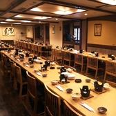 宴会場をリニューアルいたしました!テーブル席タイプでゆったり100名様迄対応の個室です!