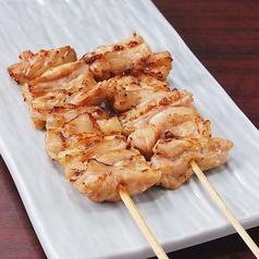 かわ串(タレ・塩) 各2本