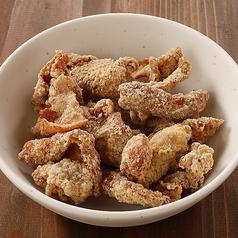 鶏皮チップ