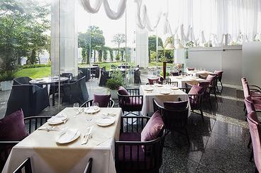 第一ホテル東京シーフォート グランカフェの雰囲気1