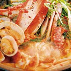 海鮮チゲ 貴仙ヨススタイル
