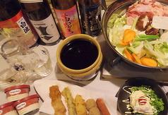 串かつ居酒屋 なかなかやのおすすめ料理1