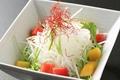 料理メニュー写真和風サラダ/水菜と大根のシャキシャキサラダ/チョレギサラダ