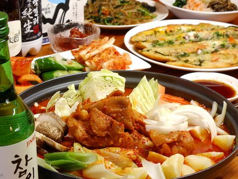 韓国料理 ノグリ