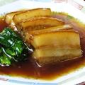 料理メニュー写真東坡肉(トンポーロー)