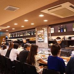 寿司家 すしや 天神本店の雰囲気1