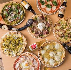 ピッツェリア ドォーロ ローマ Pizzeria D'oro ROMA 新静岡店の写真