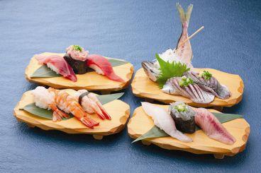 沼津魚がし鮨のおすすめ料理1