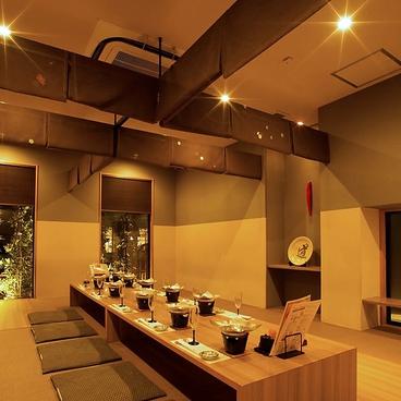 旬菜厨房 和楽 県央店の雰囲気1