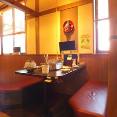 和風な店内は趣きがあります。桐生駅北口 徒歩1分とアクセスも抜群ですので、女子会や、合コン、各種宴会などあらゆるシーンに対応致します。もちろん貸切など団体様でのご予約も承っております。お仕事帰りに少人数で飲めるお席も◎お得なクーポンも多数ご用意しておりますのでお客様にぴったりのものをお選びくださいませ