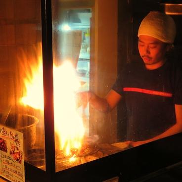 焼き鳥 食鶏 くうけい 西銀座通り店の雰囲気1