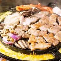 チーズサンギョプサルコース★食べるエステ!韓国料理