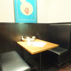 2名様テーブル席♪デートにも最適◎