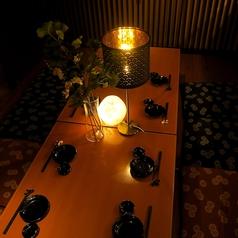 テーブルの個室空間♪2名様~4名様まで◎(恵比寿本館)