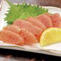 料理メニュー写真博多明太子(炙り・生)