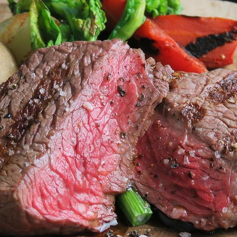 食材にこだわり手間隙かけた創作イタリアンが愉しめるお洒落【肉】バル