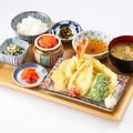 料理メニュー写真■上天ぷら定食