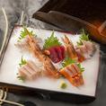和食居酒屋「梵天食堂 六丁の目店」自慢!旬の海鮮料理はもちろん、【仙台名物料理】もお楽しみいただけます。