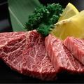 料理メニュー写真和牛上ハラミ/和牛上ロース