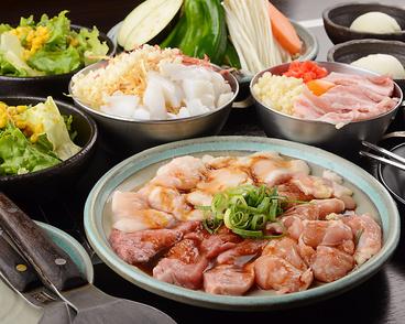 鉄板焼・お好み焼き・もんじゃ 山海苑のおすすめ料理1