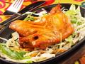 料理メニュー写真タンドリーチキン(2P) tandoori chicken