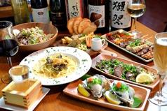ワインと日本酒 炭火焼kitchenTAROの写真