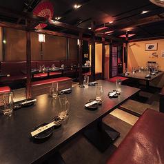 個室居酒屋 まぐろ食べ放題 魚三蔵 新橋店の雰囲気1