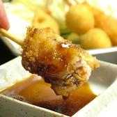 串かつ 焼鳥 釜めし 寅や 番外地のおすすめ料理2