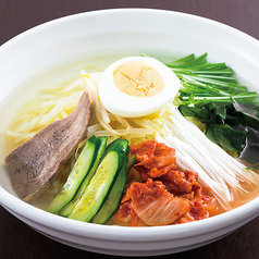 文治特製!盛岡冷麺 (単品/ミニどんぶりセット)