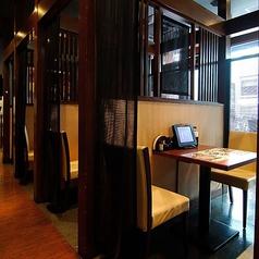 カップルシートは毎日大人気!個室でうまい甘太郎のご飯を食べながら酔いませんか?