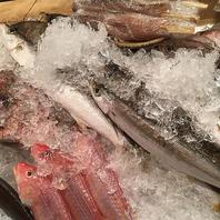 季節の移り変わりを感じられる食材や伊勢志摩直送の鮮魚