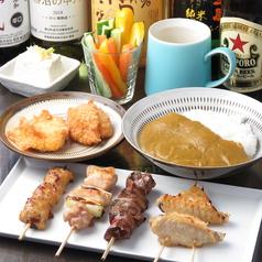 ゆうこと渚のおすすめ料理1