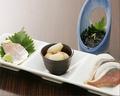 料理メニュー写真福井の珍味 3点盛